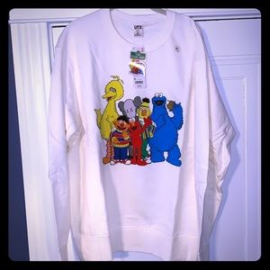dad20a2f6c KAWS x UNIQLO - KAWS   Sesame Street Colab - XL